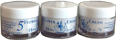 Five Flower Cream, 3 x 7gr